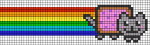 Alpha pattern #37425