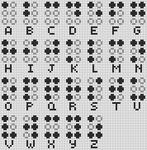 Alpha pattern #37453