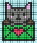 Alpha pattern #37456