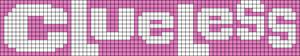 Alpha pattern #37464