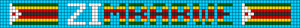 Alpha pattern #37480
