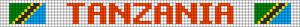 Alpha pattern #37482