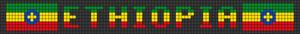 Alpha pattern #37487