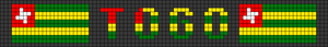 Alpha pattern #37489