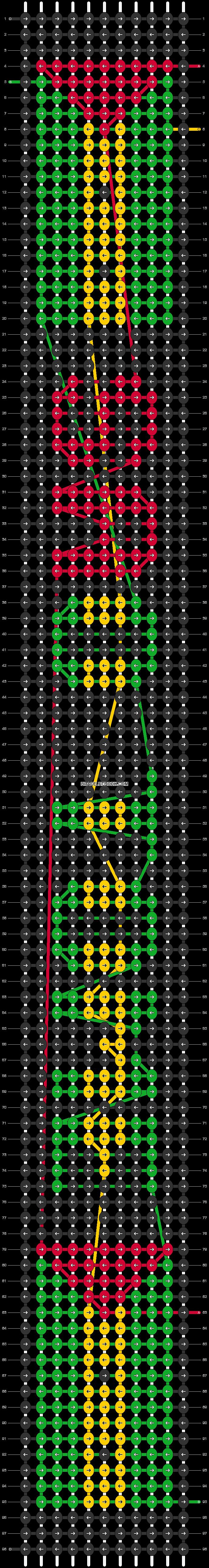 Alpha pattern #37491 pattern