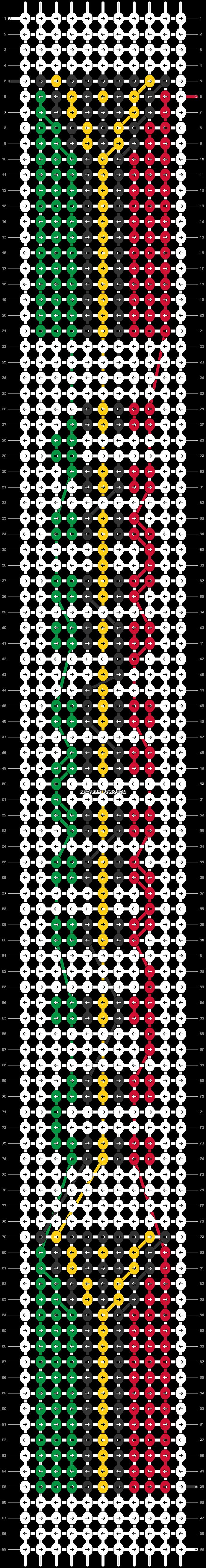 Alpha pattern #37494 pattern