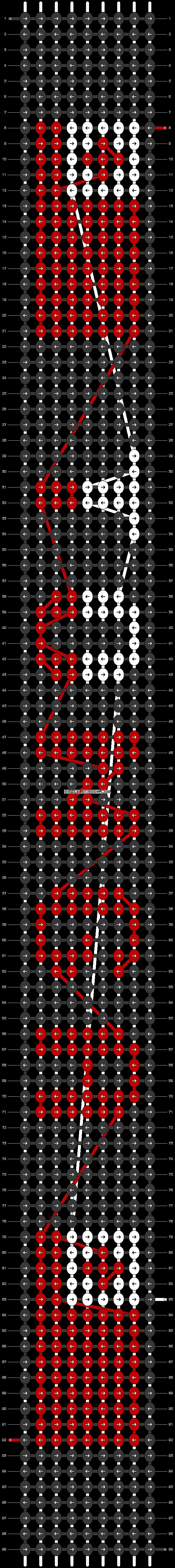 Alpha pattern #37496 pattern