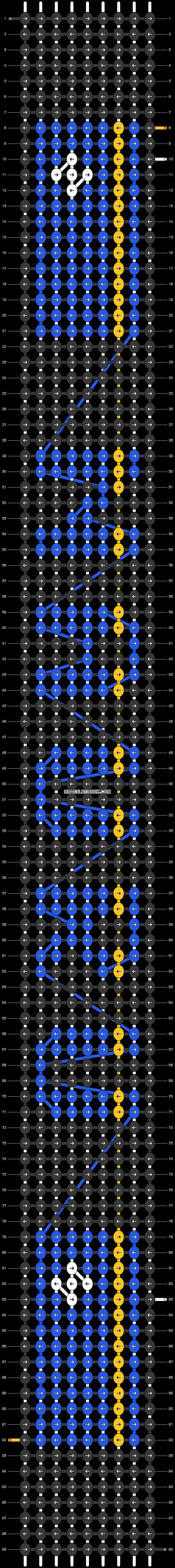 Alpha pattern #37497 pattern