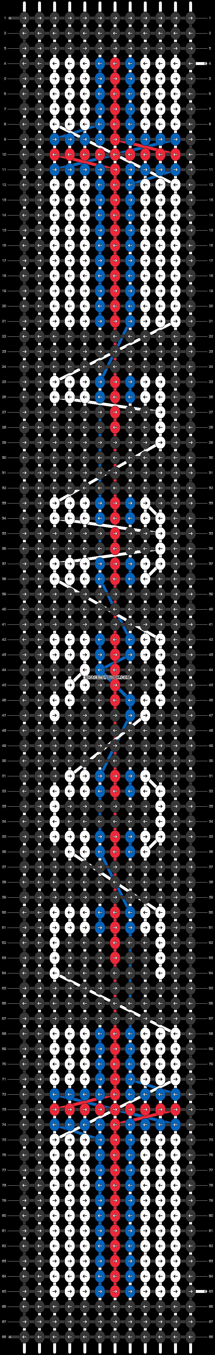Alpha pattern #37498 pattern