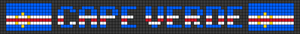 Alpha pattern #37499