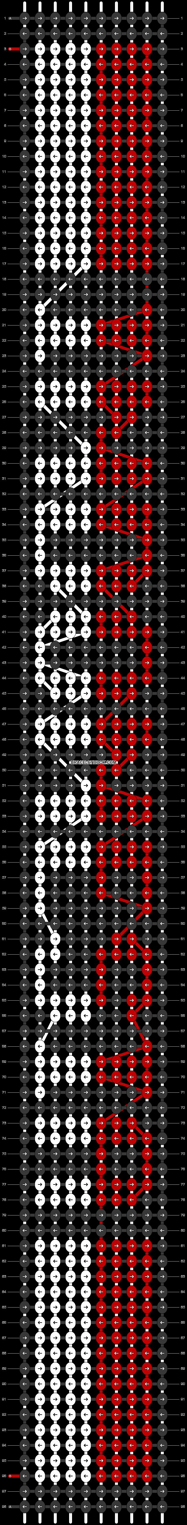 Alpha pattern #37504 pattern