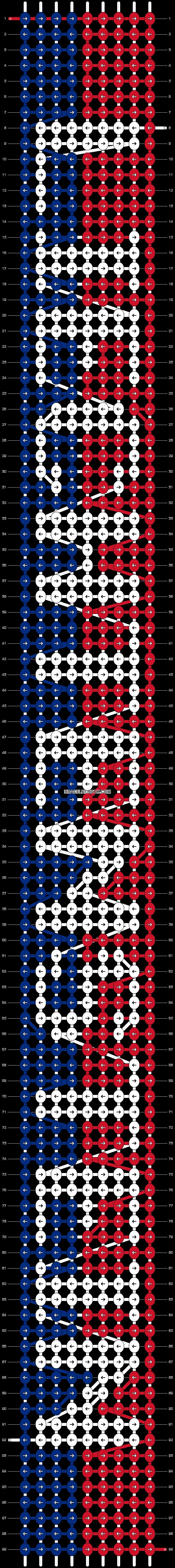 Alpha pattern #37508 pattern