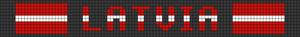 Alpha pattern #37509