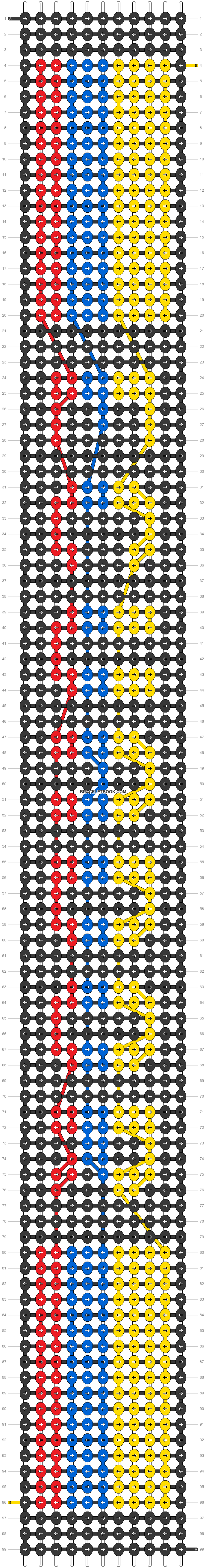 Alpha pattern #37511 pattern