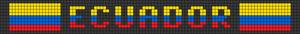 Alpha pattern #37511