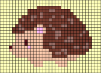 Alpha pattern #37514