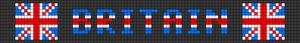 Alpha pattern #37519