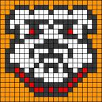 Alpha pattern #37523