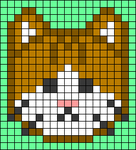 Alpha pattern #37524