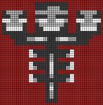 Alpha pattern #37526