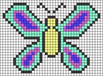 Alpha pattern #37549