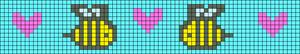 Alpha pattern #37553