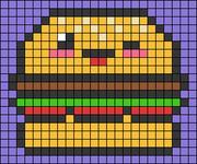 Alpha pattern #37569