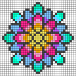 Alpha pattern #37587
