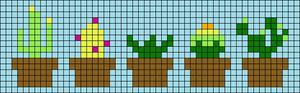 Alpha pattern #37605
