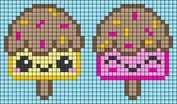 Alpha pattern #37608