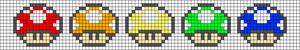 Alpha pattern #37632