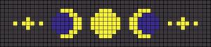 Alpha pattern #37640