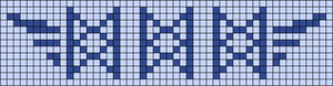 Alpha pattern #37643