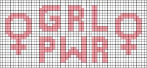 Alpha pattern #37649