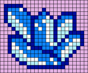 Alpha pattern #37655