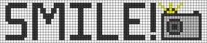 Alpha pattern #37656