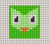 Alpha pattern #37679
