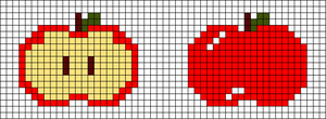 Alpha pattern #37691