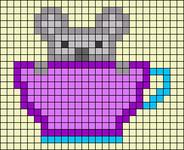 Alpha pattern #37738