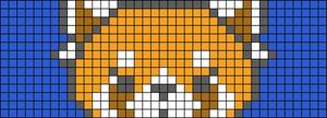 Alpha pattern #37740