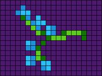 Alpha pattern #37742
