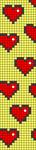 Alpha pattern #37744