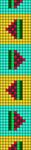 Alpha pattern #37746