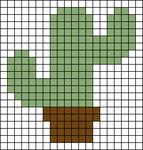 Alpha pattern #37748
