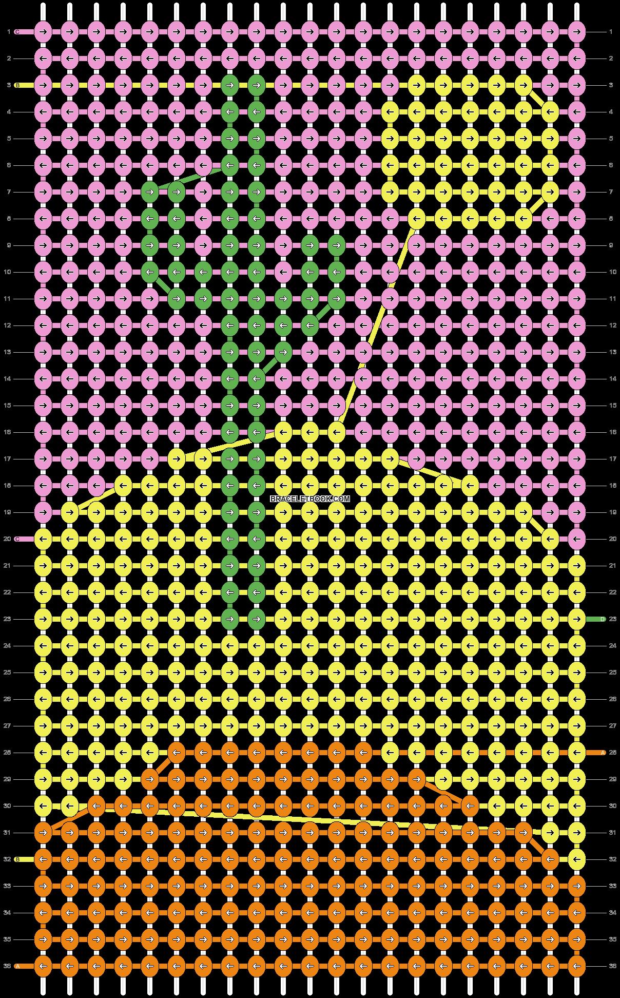 Alpha pattern #37756 pattern