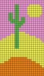 Alpha pattern #37756