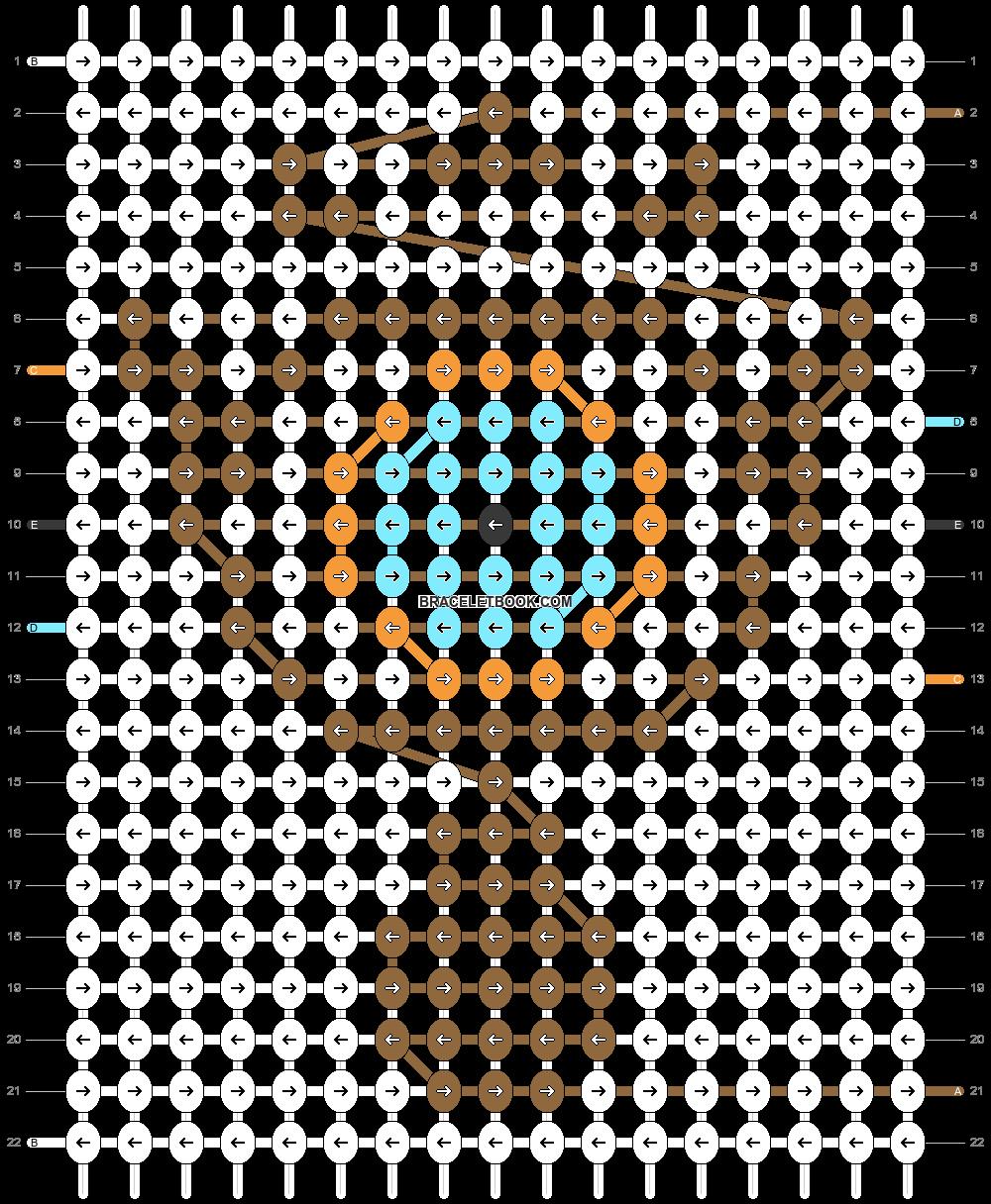 Alpha pattern #37763 pattern