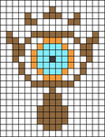 Alpha pattern #37763