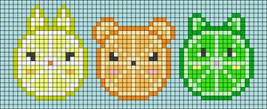 Alpha pattern #37766