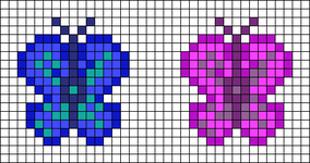 Alpha pattern #37780
